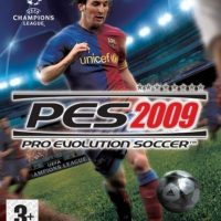 """""""PES 2009"""" con el argentino Lionel Messi. Foto:Konami"""