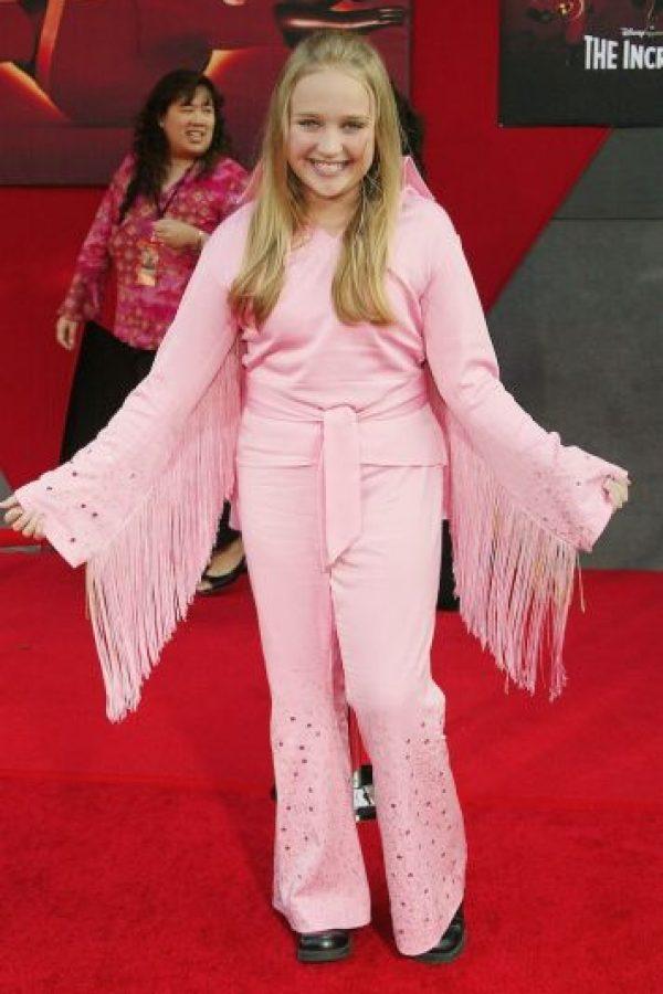Y en una estrella de Disney Channel Foto:Getty Images