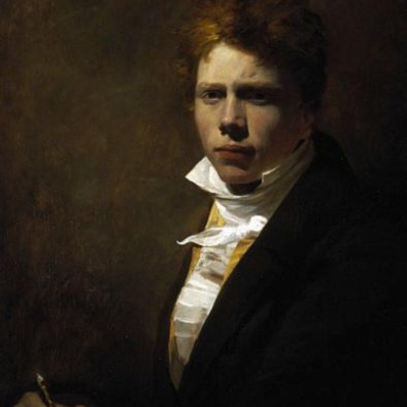 El pintor británico, Sir David Wilkie. Foto:Wikipedia