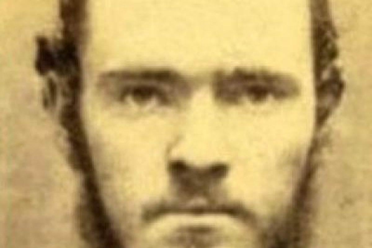 Este criminal del pasado Foto:Imgur