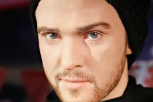 El cantante Justin Timberlake con… Foto:Getty Images