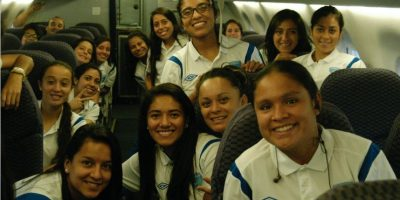 Selección Femenina se encamina al sueño olímpico