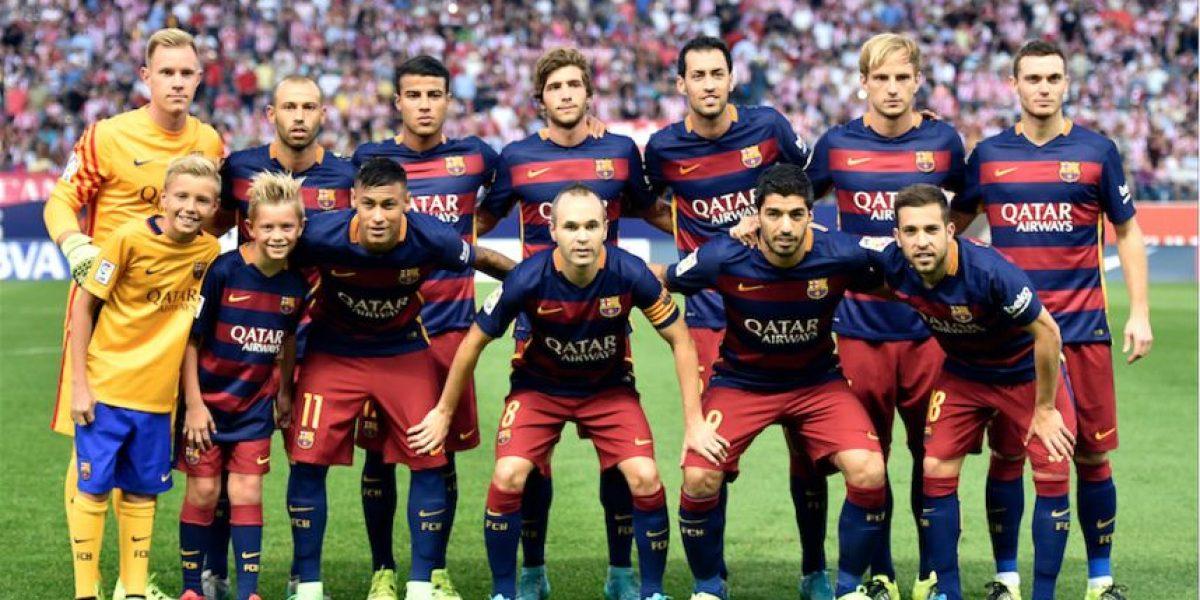 Otro futbolista del Barcelona es investigado por la justicia española