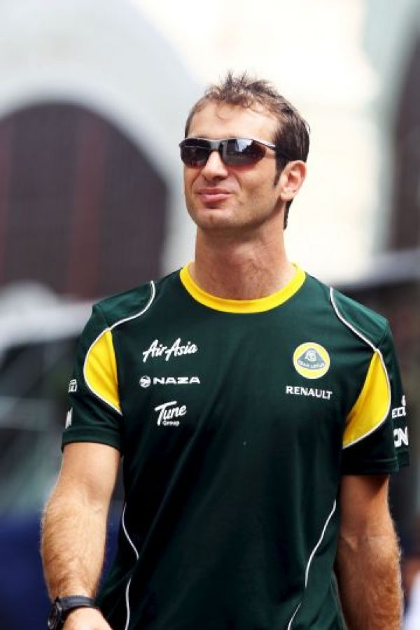 3. Jarno Trulli (Italia) Foto: Getty Images
