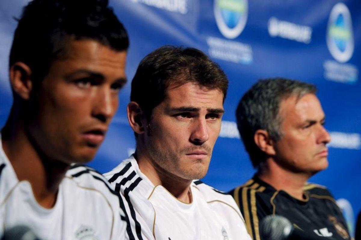 Esto significó que el jugador merengue le pondría fin a varias conductas que consideraba antideportivas, y que eran promovidas por Mourinho. Foto:Getty Images