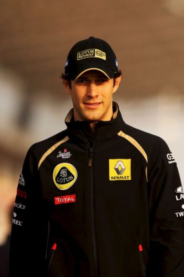 10. Bruno Senna (Brasil) Foto: Getty Images