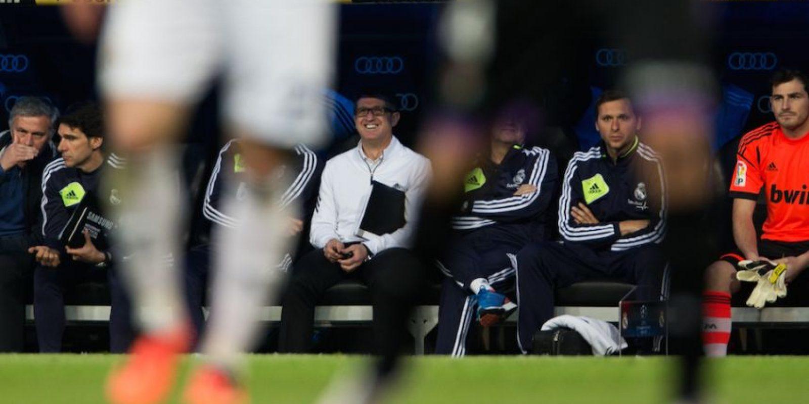 """Esa noche, Iker le comentó a sus compañeros que lo estaban castigando y calificó a Mourinho de ser """"una mala persona"""". Foto:Getty Images"""