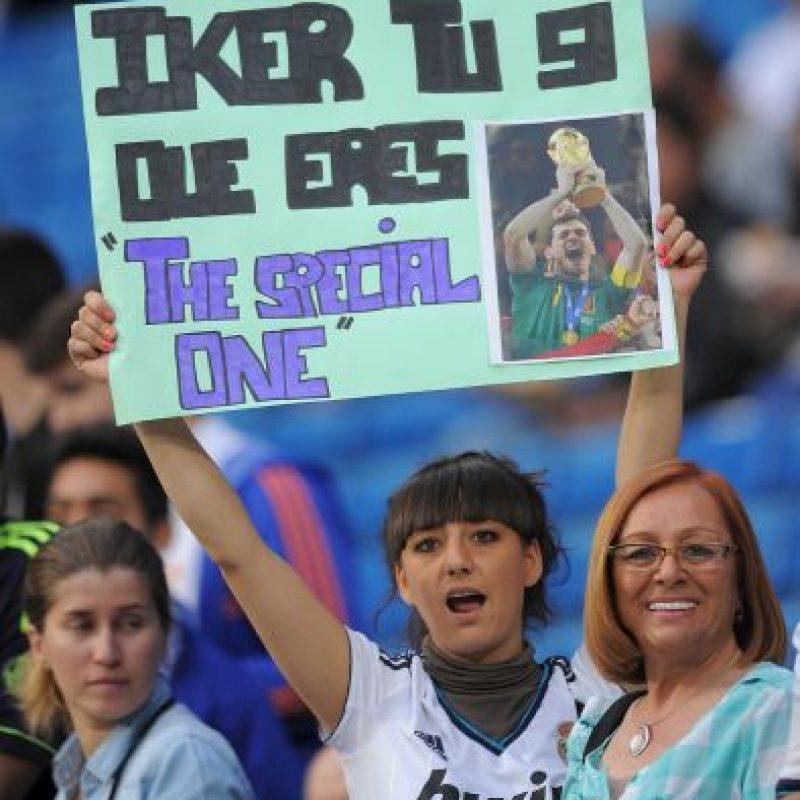 Pero al final de la campaña 2015-2016, el DT italiano se marchó y después de él, Casillas, quien ahora defiende los colores del Porto. Foto:Getty Images