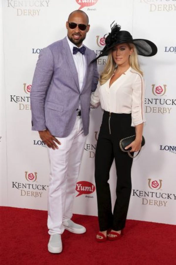 Kendra está casada con Han Baskett, exjugador de fútbol americano Foto:Getty Images
