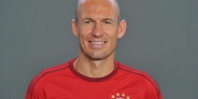 El holandés tiene 31 años y desde 2009 juega para el Bayern Munich. Foto:Getty Images