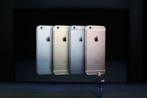 Procesador: A9 de Apple. Foto:Apple