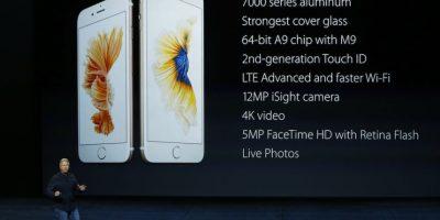 Dimensiones: 138.3 * 67.1 * 7.1 mm. Foto:Apple