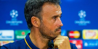 Luis Enrique, técnico del Barcelona Foto: Getty Images