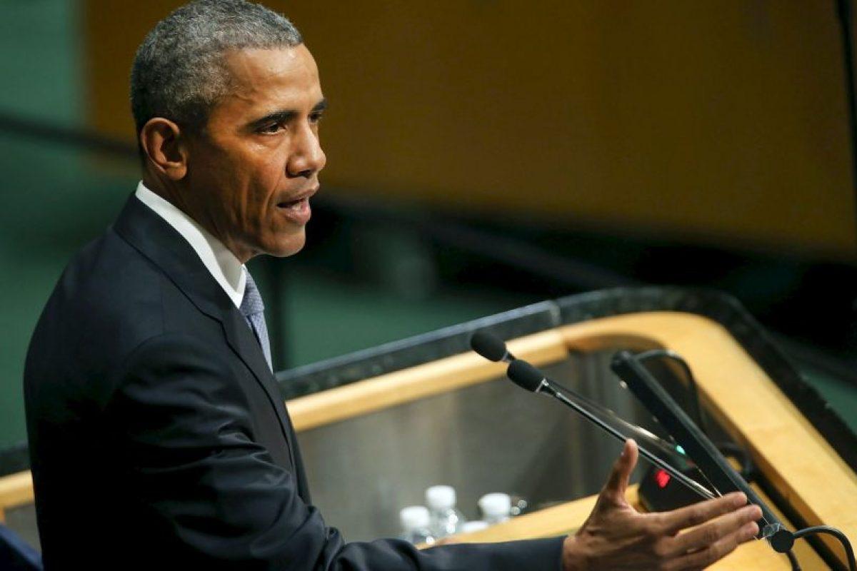 El presidente estadounidense Barack Obama asegura que Siria necesita un líder integrador. Foto:Getty Images