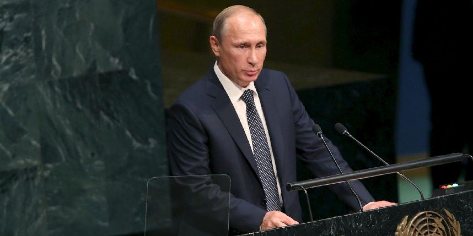 Por su parte, Vladimir Putin aseguró que la mejor opción es apoyar al líder regente. Foto:Getty Images