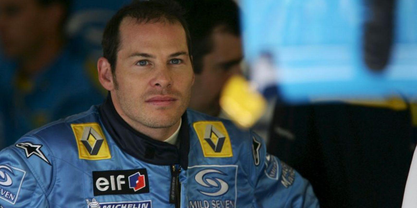 12. Jacques Villeneuve (Canadá) Foto:Getty Images