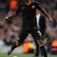 Ashley Cole milita en la Roma Foto: Getty Images