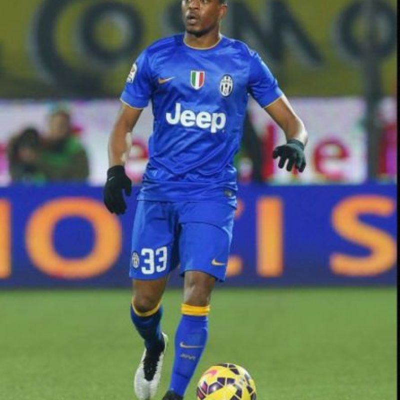 Patrice Evra Foto: Getty Images