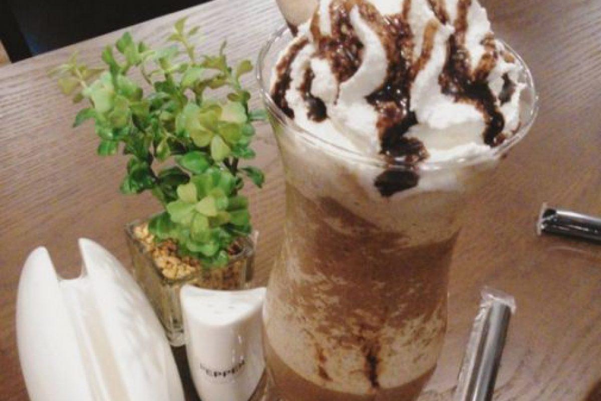 El frapuccino es uno de los postres más solicitados en todo el mundo. Foto:Vía instagram.com/explore/tags/frappucino