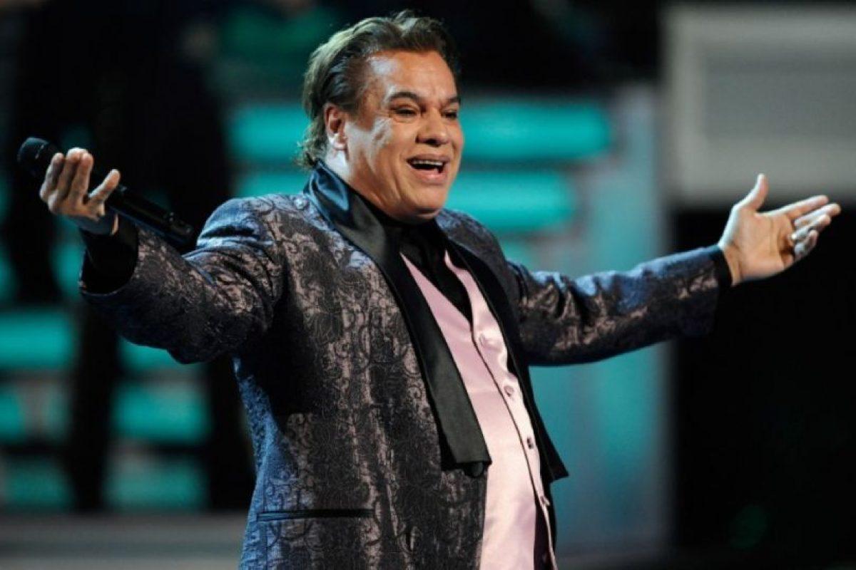 Llegó a asegurar que el narco contrató a Juan Gabriel. Foto:vía Getty Images