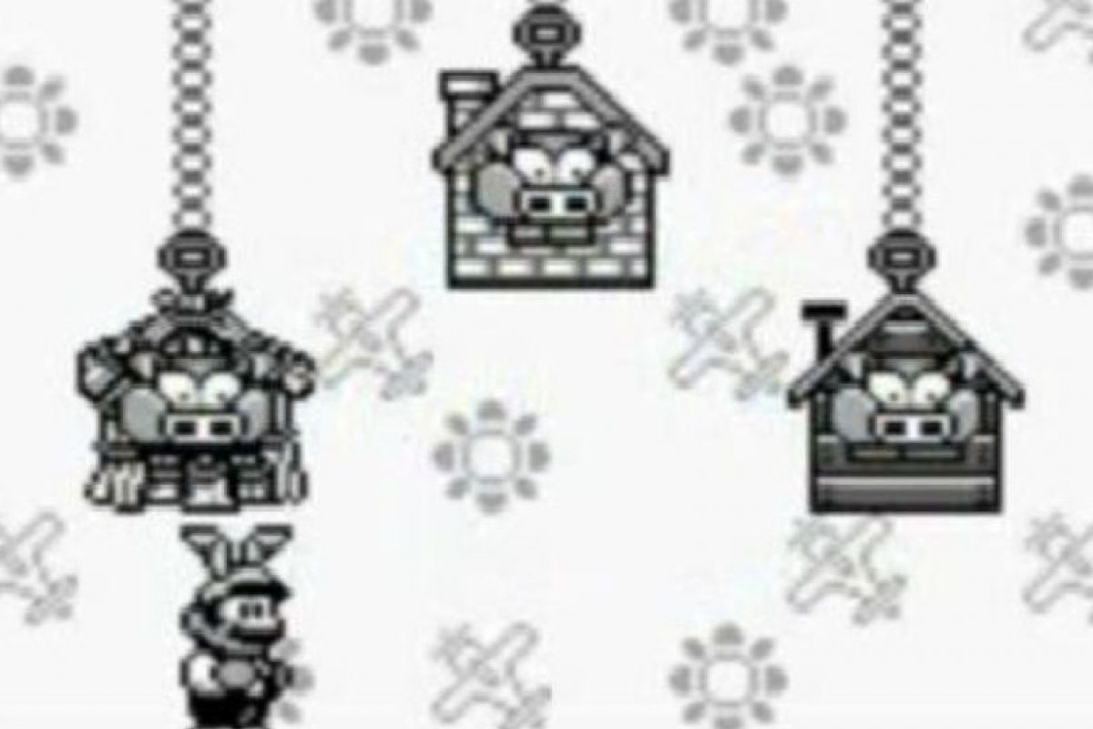 """Super Mario Land 2: Golden Coins (1992). Zanahorias mágicas, robots mecánicos. Este juego lo tenía todo en un universo que recuerda mucho a """"Alicia en el País de las Maravillas"""". Foto:NeoGAF"""