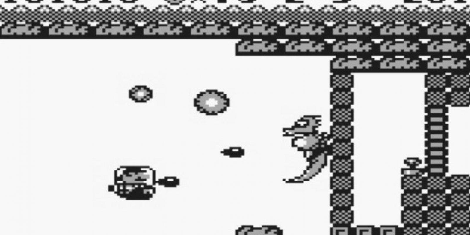 """Supermario Land (1989): El primer """"Supermario"""" que salió en Game Boy y vendió 18 millones de copias. Toda la exquisitez del juego original."""
