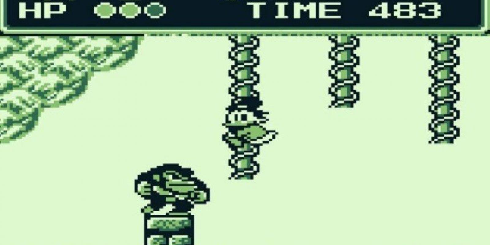 Ducktales (1990) El juego de un famoso personaje Disney: Scrooge McDuck Foto:vía Capcom.