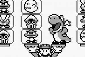 """Yoshi´s Egg (1991). Este fue el primer juego en solitario de """"Yoshi"""". Foto:vía Nintendo."""
