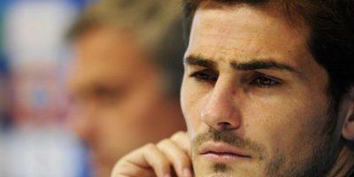 El técnico portugués no pudo escapar del tema que involucra al portero español. Foto:AFP