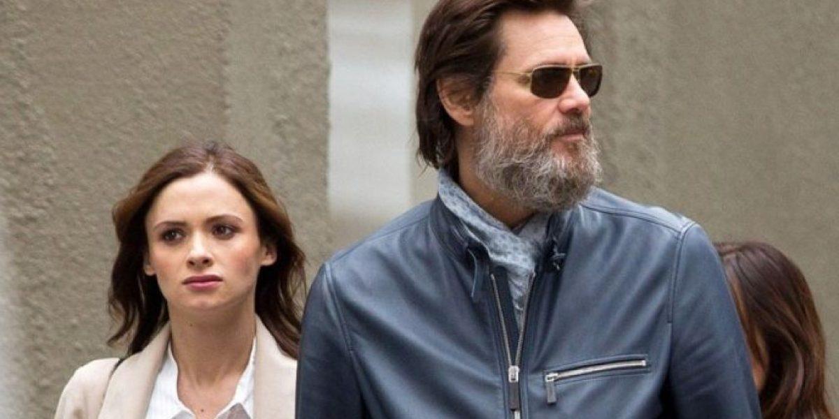 Encuentran muerta a la novia de Jim Carrey