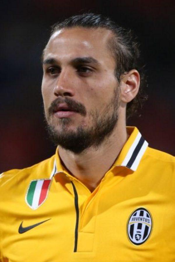 Martín Cáceres es un futbolista uruguayo que juega para la Juventus. Foto:Getty Images