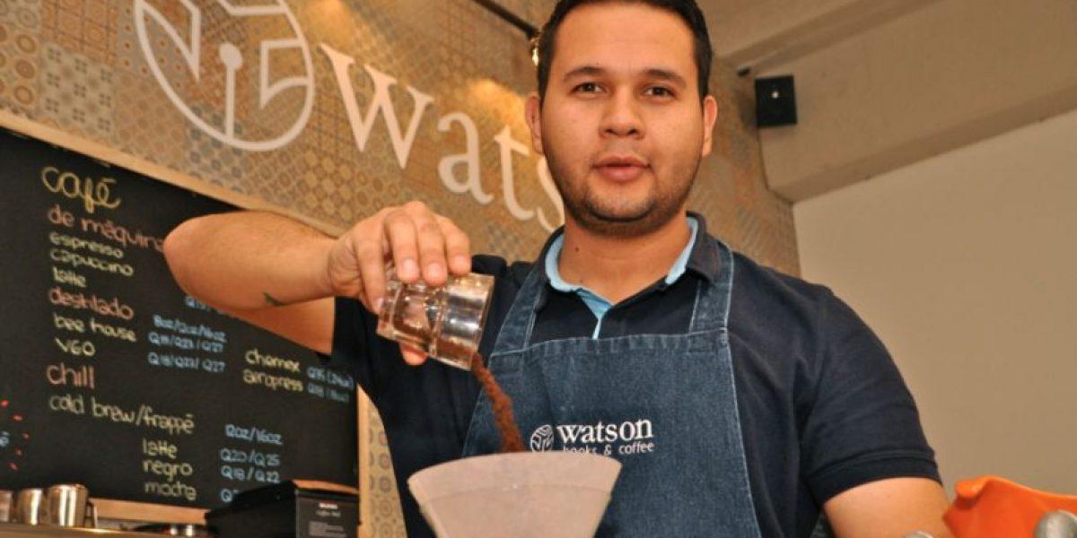 El barista guatemalteco Pablo Morales Arrazola afirma que el interés por el café sigue creciendo