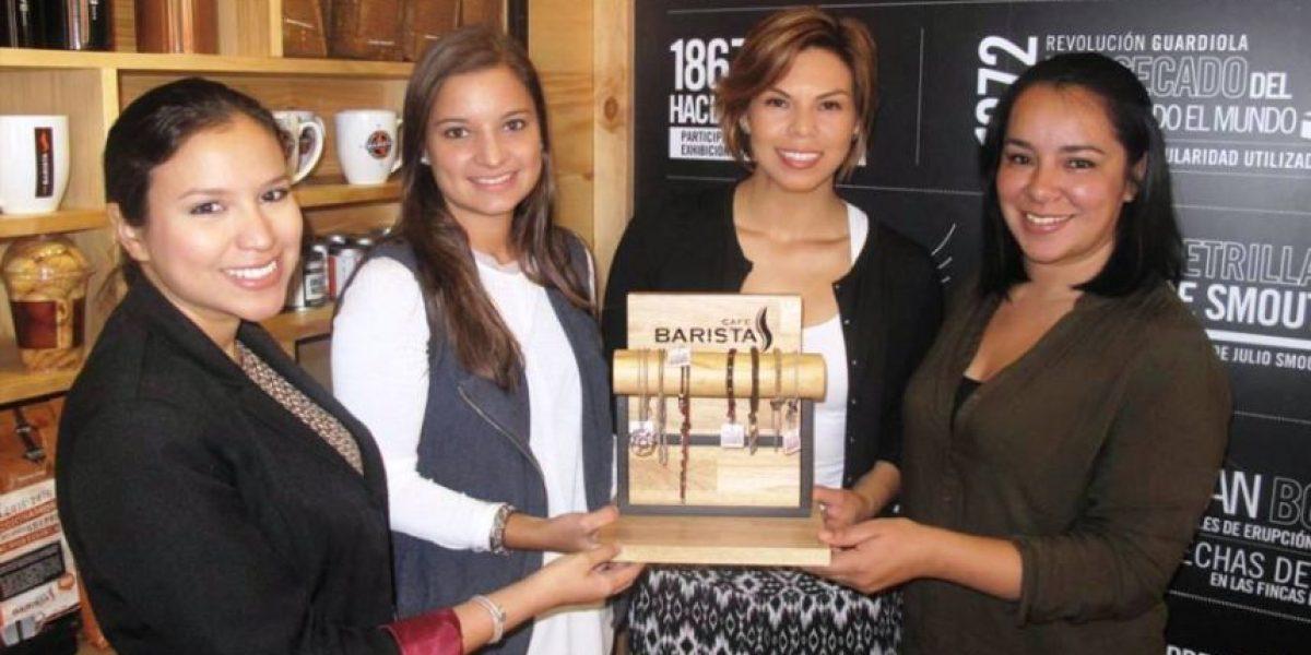 FOTOS. Wakami se une con Barista para hacer un homenaje al café