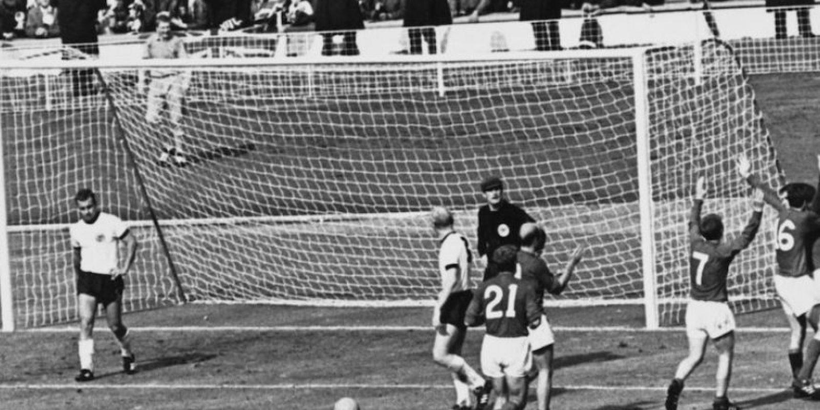 1. Alemania vs. Inglaterra. Final del Mundial Inglaterra 1966. Foto:Getty Images