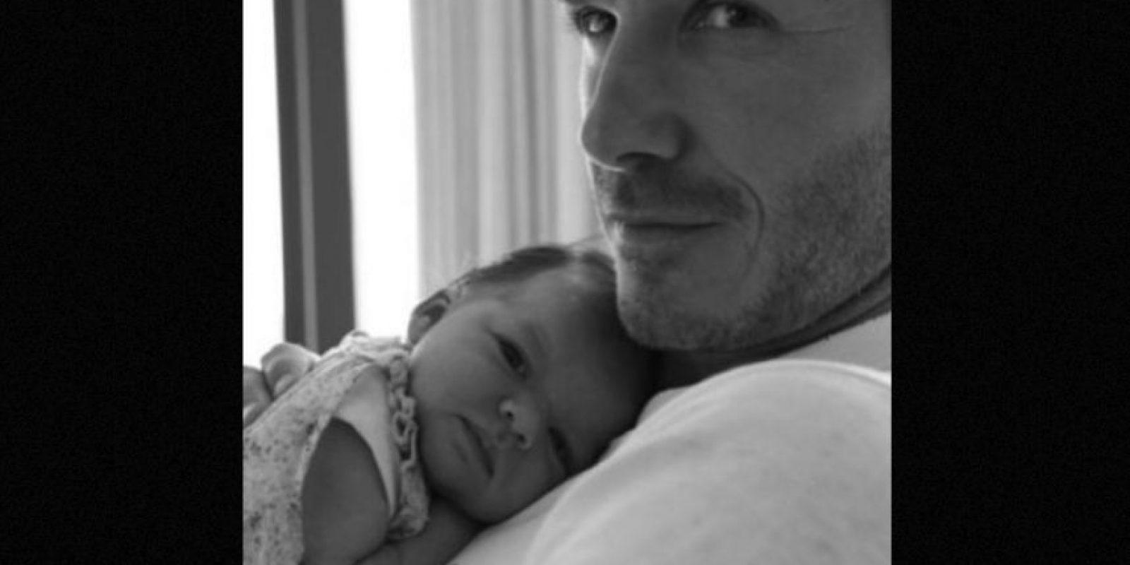 Harper Beckham Foto:Instagram/DavidBeckham