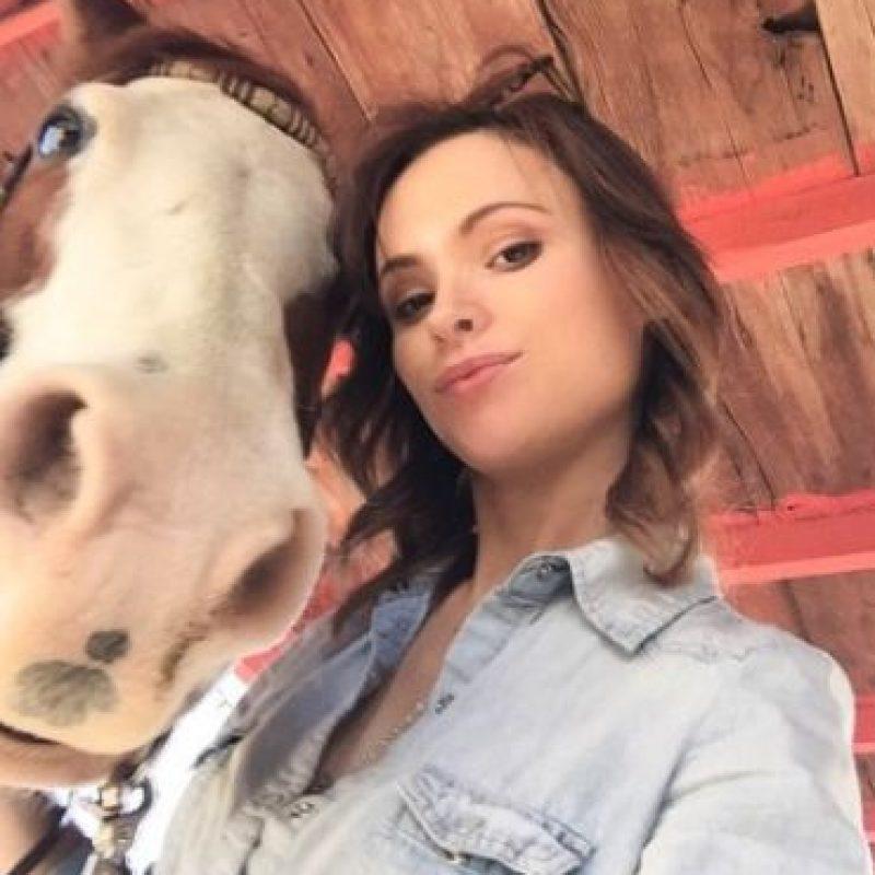 La noche del pasado lunes, White fue encontrada sin vida en su residencia de Los Ángeles. Foto:vía instagram.com
