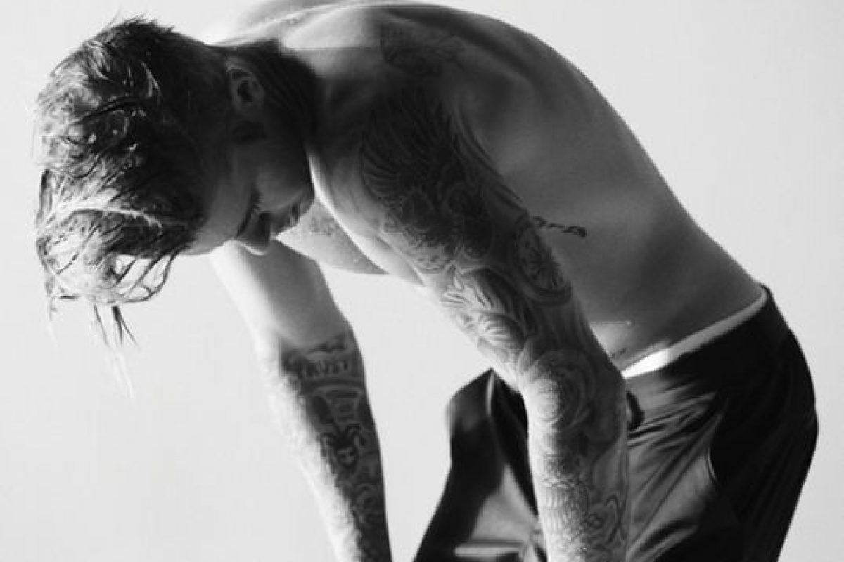 """Durante la entrevista, el cantante abrió su corazón y reveló que fue lo que pasó entre él y Selena Gómez Foto:Revista """"Complex"""""""