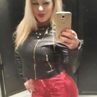 """La mujer publicó las imágenes en """"venganza"""" por el acoso del futbolista. Foto:Vía twitter.com/MarianitaDiarco"""