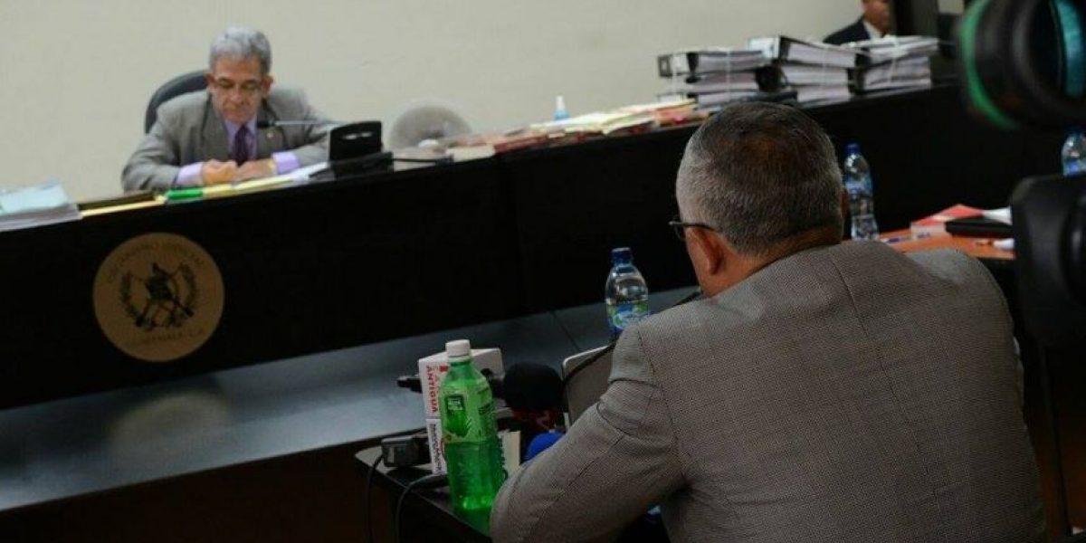 "Estuardo González alias ""Eco"" niega conocer las finanzas de Baldetti"