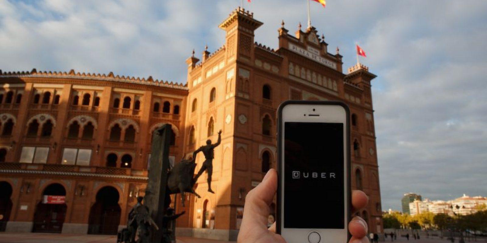 Existen cuatro tipos de autos: UberX, UberXL, UberBLACK y UberSUV, cada uno tiene diferente capacidad y diferente tarifa. Foto:Getty Images