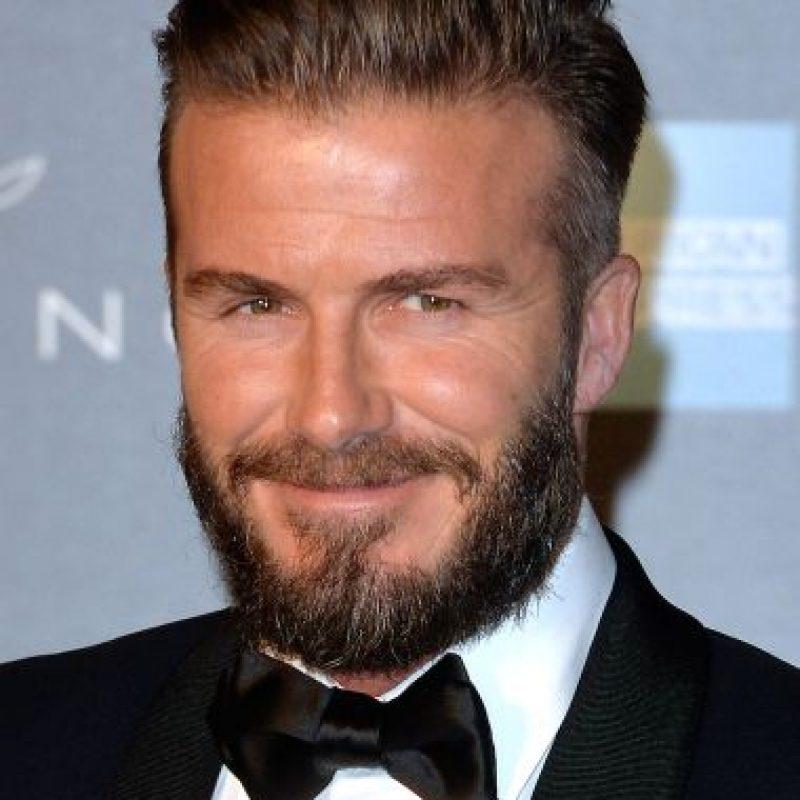 David Beckham tiene una debilidad… Foto:Grosby Group