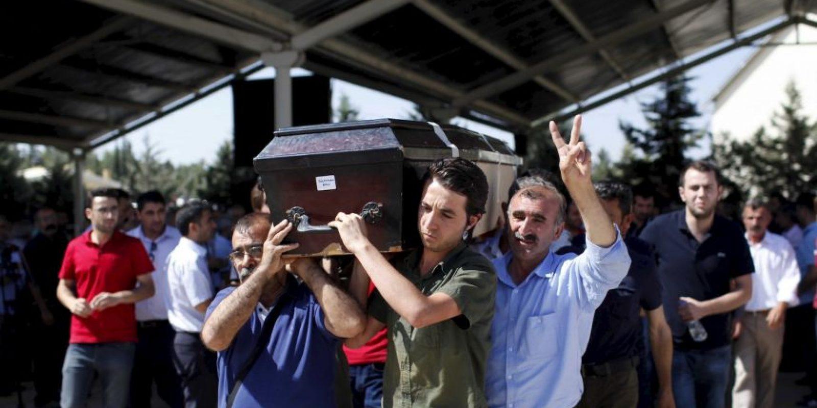 Existen grupos luchando contra el gobierno de Bashar Al Assad Foto:Getty Images