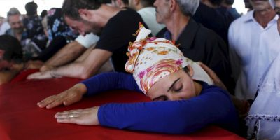 Desde 2011, Siria vive en el centro de la violencia Foto:Getty Images