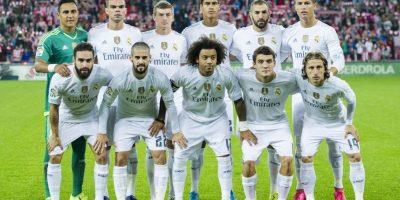 Real Madrid (España) viaja a Suecia para enfrentarse al Malmo FF (Suecia). Foto:Getty Images