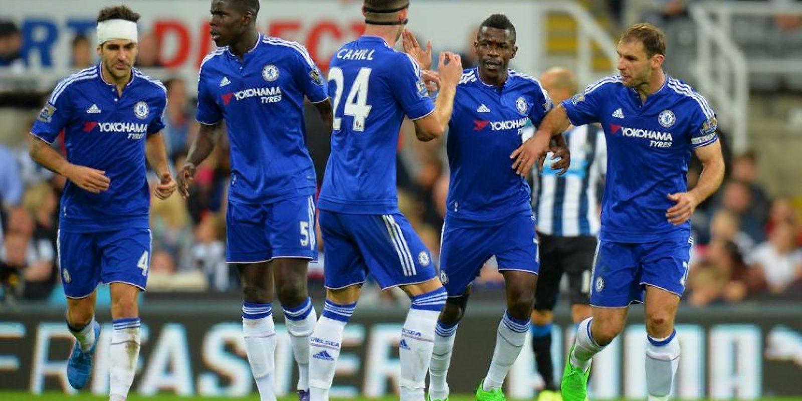 En 7 jornadas suman dos victorias, dos empates y tres derrotas. Foto:Getty Images