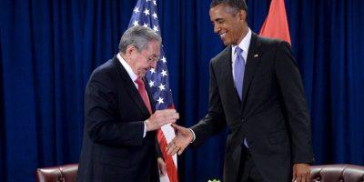 Ambos presidentes se encuentran en Nueva York, en el marco de la 70ª Asamblea General de las Naciones Unidas Foto:Getty Images