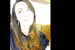 """Eso fue en la serie """"Californication"""". Ahí era una adolescente precoz. Foto:vía Twitter/Madeline Zima"""