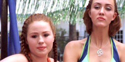 """Eso fue en 2004. Apareció en series como """"Gilmore Girls"""". Foto:vía Warner Bros"""