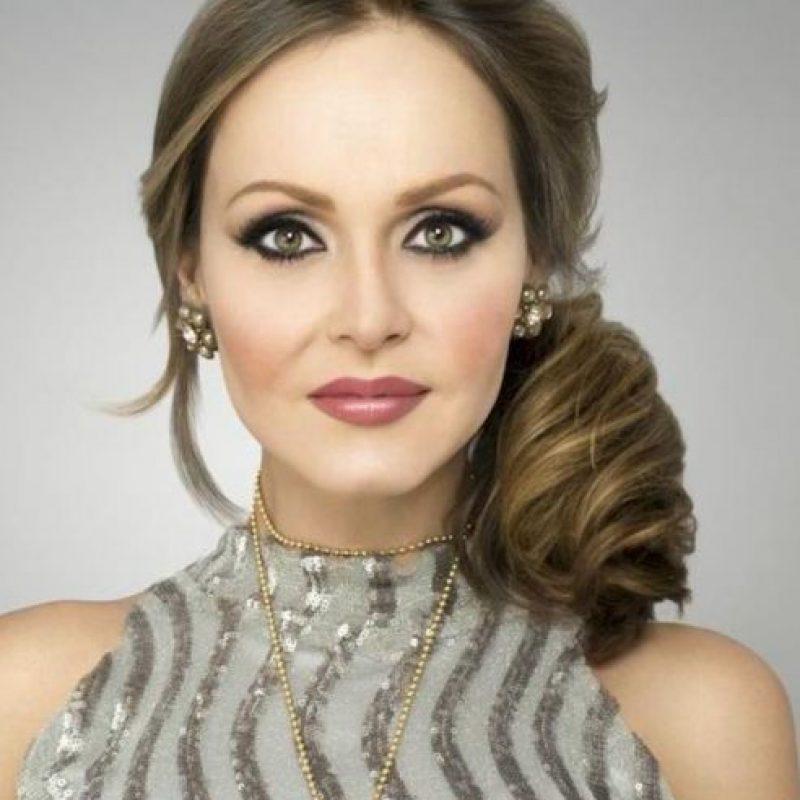 Ella sigue actuando en telenovelas. Fue noticia en 2011 porque acusó a su asistente de envenenarla. Foto:vía Facebook/Gabriela Spanic