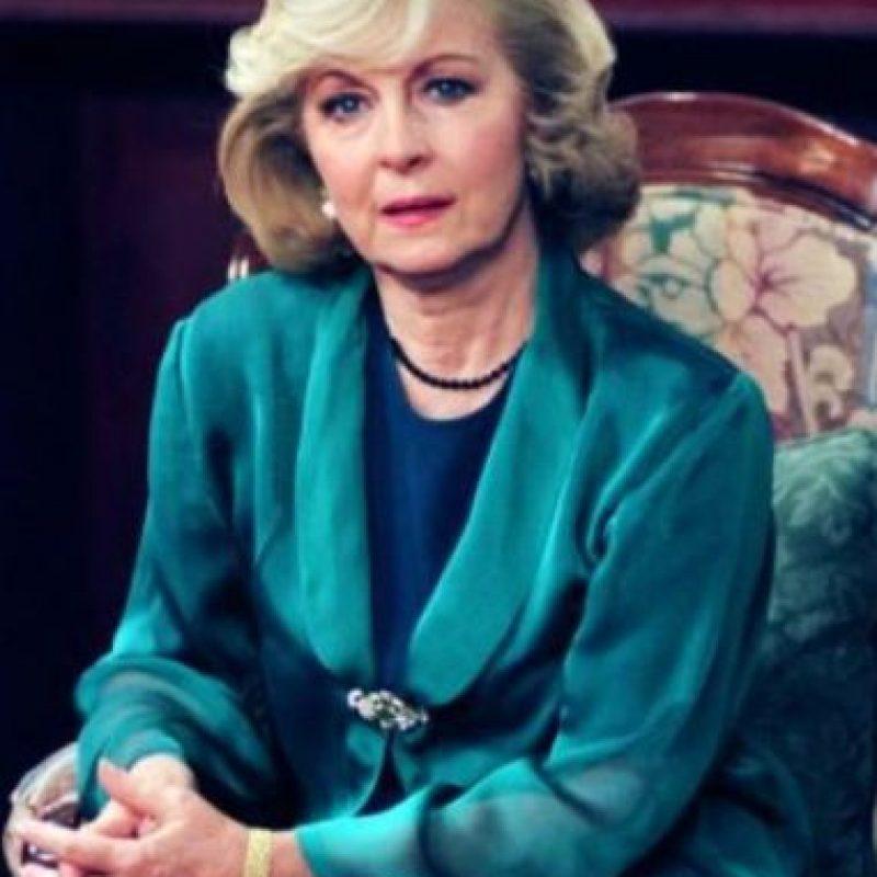 "Irán Eory era ""Lourdes"". Foto:vía Televisa"